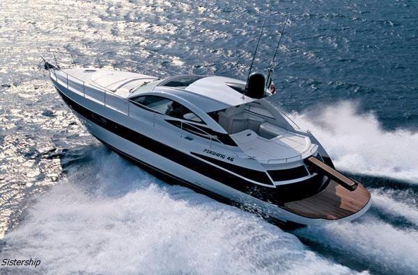 Pershing 46 Motor Yacht sistership