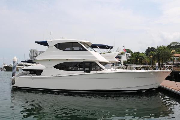 Maritimo 48 Flybridge 2014 Maritimo 48 - Actual boat