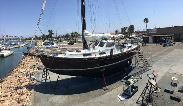 Chris-Craft Sail Yacht 35