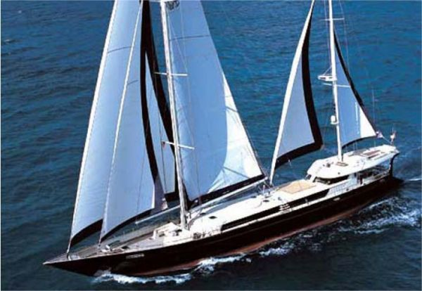 Sailing Yacht Project Photo 1