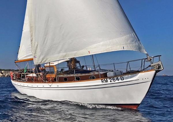 Laurent Giles Donella Class Motor Sailor