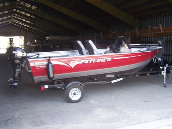 Crestliner 16 Kodiak
