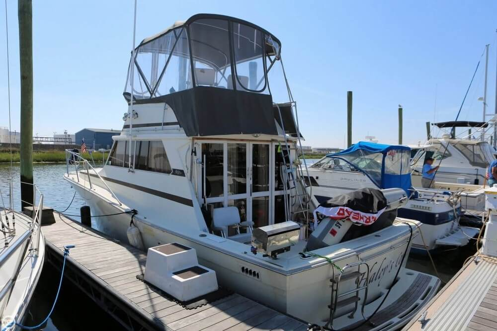Viking 35 Convertible 1979 Viking 35 for sale in Bridgeport, CT