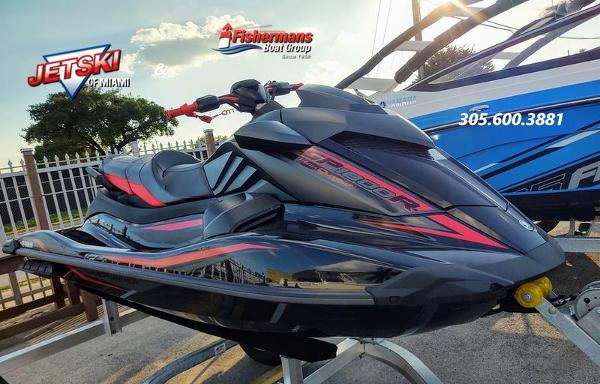 Yamaha WaveRunner GP1800R HO w/ AUDIO