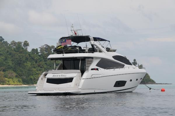 Rock & Roll, Sunseeker Manhattan 73
