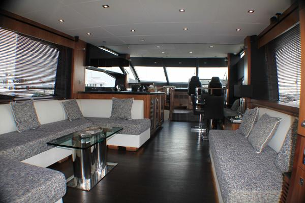 Saloon View Forward