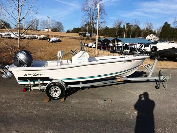 Key Largo 16 CC Bay Boat