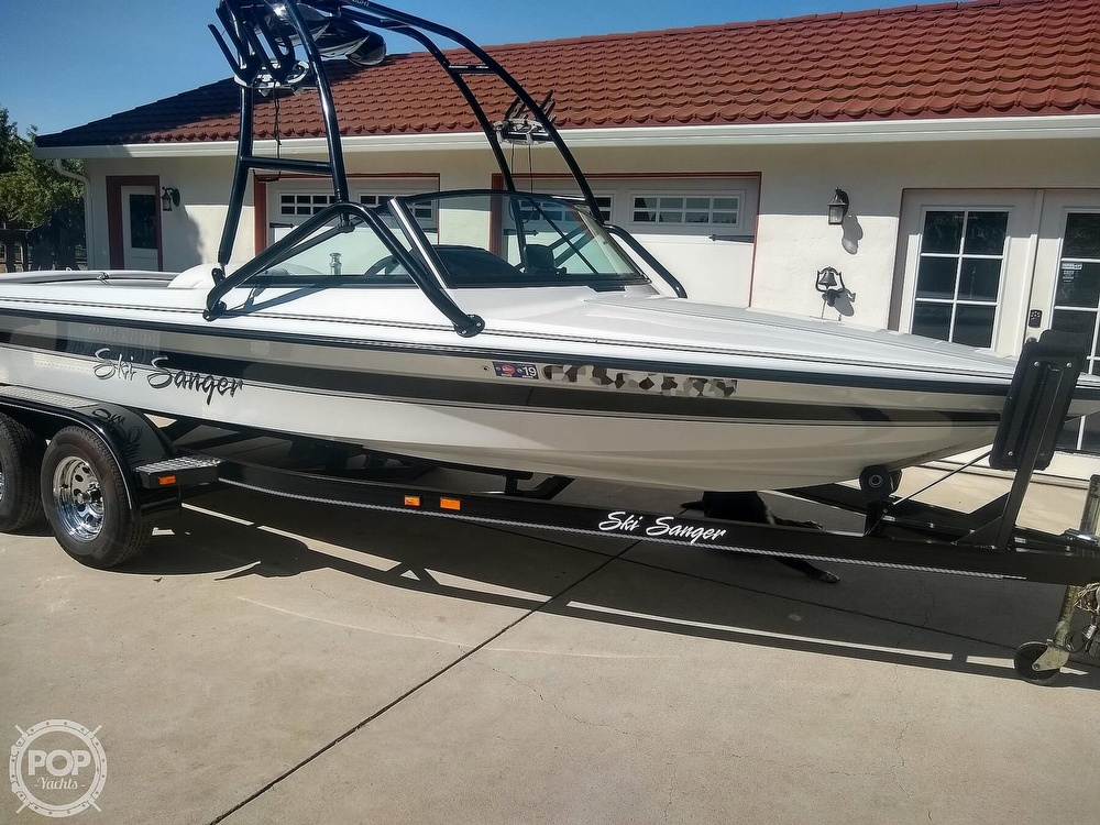 Sanger 20 DXII 2001 Sanger 20 DXII for sale in Patterson, CA