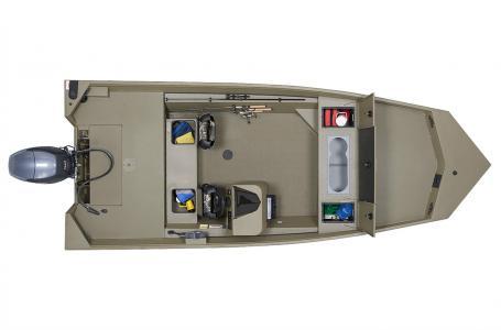 G3 Boats Gator Tough 18 SC