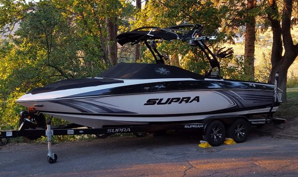 Supra Launch 242