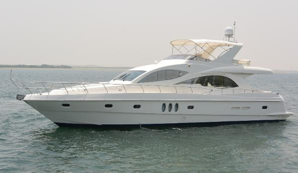 Gulf Craft Majesty 66 Motor Yacht