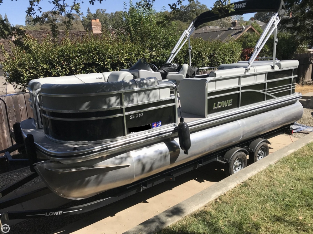Lowe Ss 210 2017 Lowe SS 210 for sale in Folsom, CA