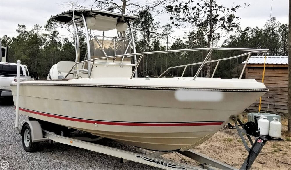 Pursuit 2100 Pursuit 1987 Pursuit 2100 for sale in Vancleave, MS