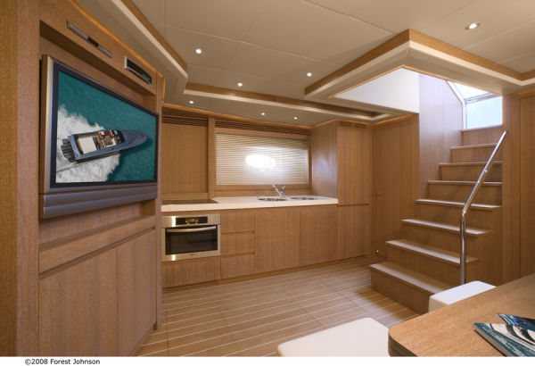 Galley/Starboard