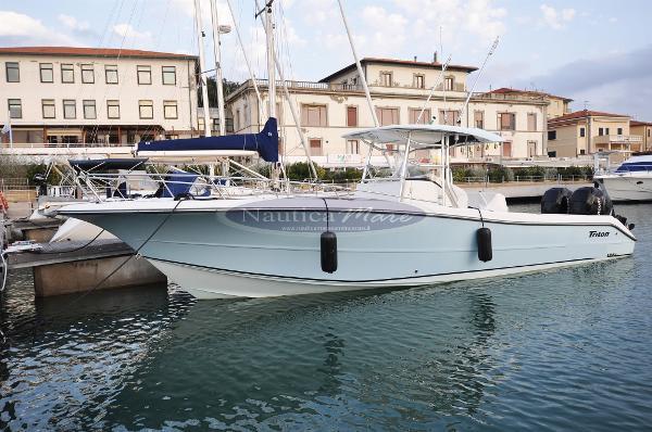 Triton 351 CC TRITON BOATS 351 (1)