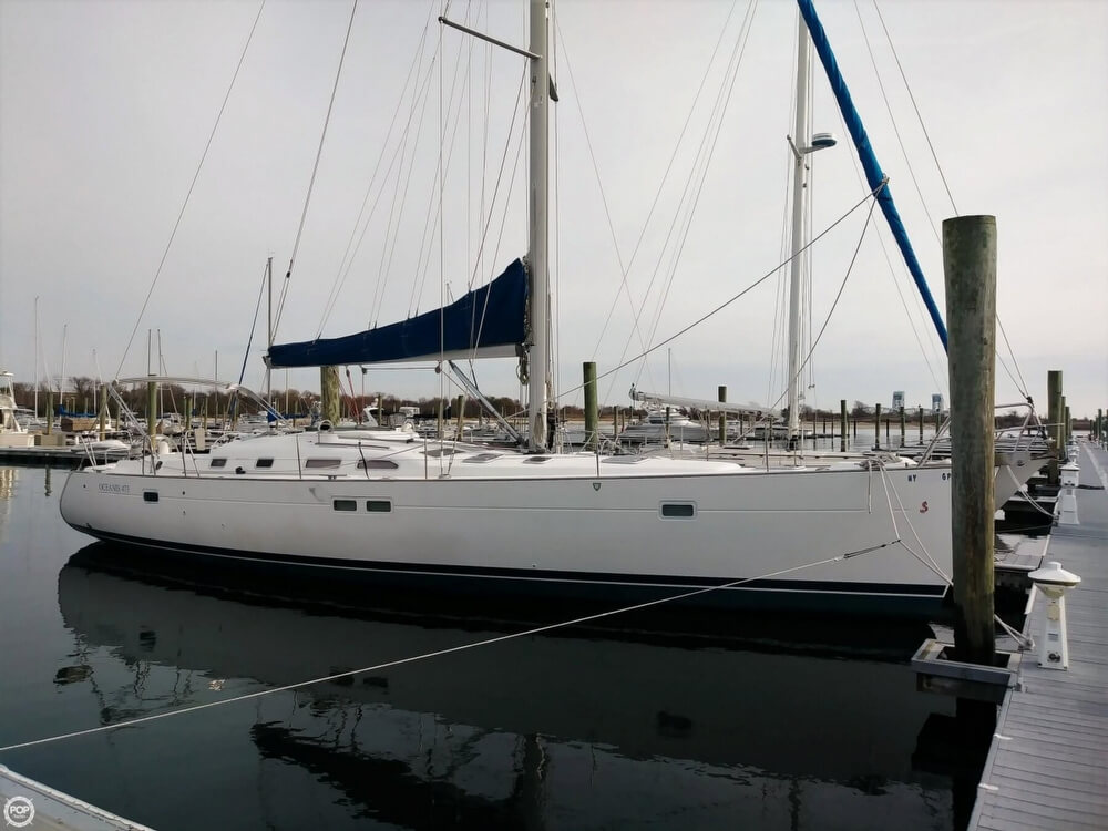 Beneteau Oceanis 473 2005 Beneteau Oceanis 473 for sale in Brooklyn, NY