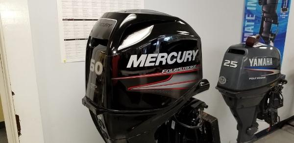 Mercury Fourstroke 60 hp EFI Command Thrust