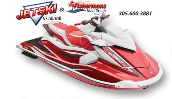 Yamaha WaveRunner GP1800R HO w/ AUDIO