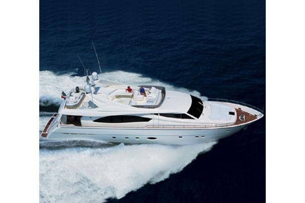 Ferretti Yachts 880 Ferretti 880 Manufactured photos
