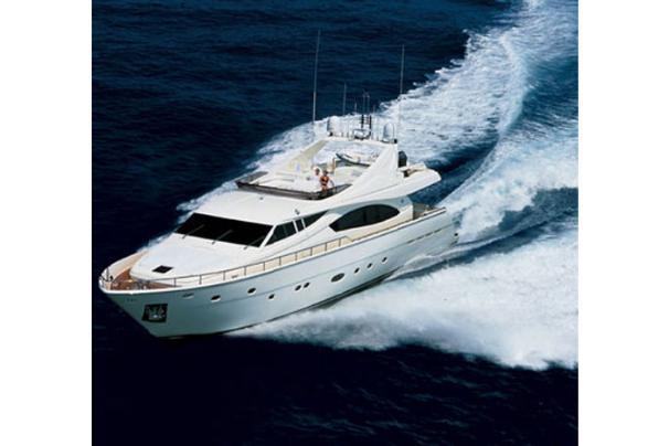 Ferretti Yachts 880 Manufacturer Provided Image