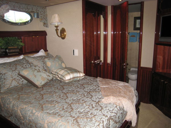 Vip Stateroom Starboard