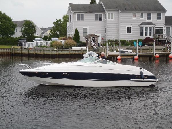 Chris-Craft 268 Cuddy Concept