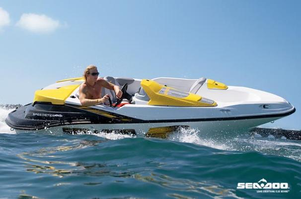 Sea-Doo Sport Boats 150 Speedster Manufacturer Provided Image