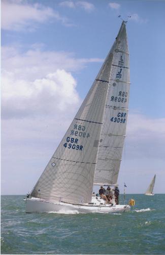 J/109 Sailing