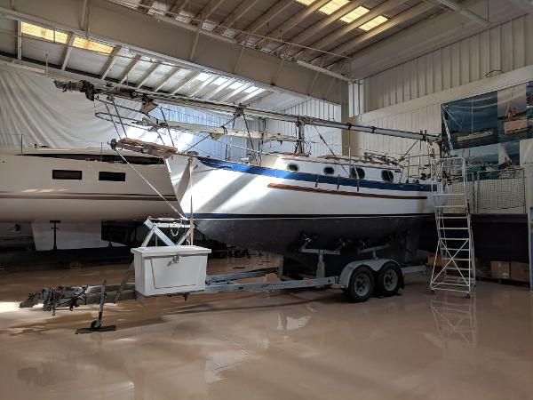 Pacific Seacraft Dana 24