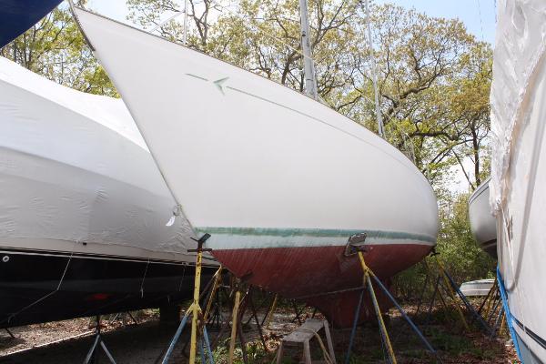 Seafarer 38 Ketch WANDERER