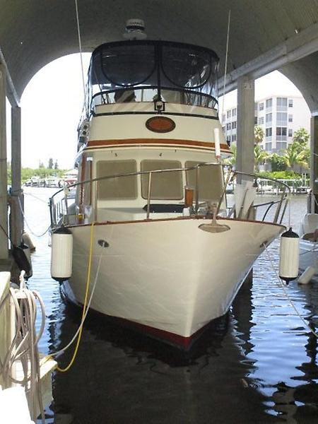 Marine Trader Double Cabin 34' Marine Trader