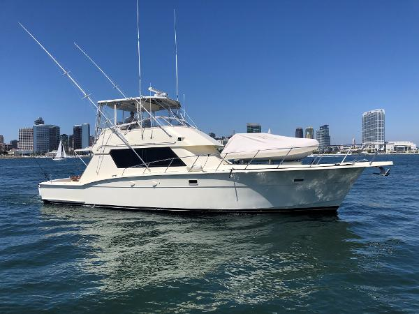 Hatteras 52 Sport Fisher