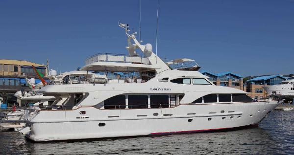 Benetti TRADITION 100 M/Y Darling Boys
