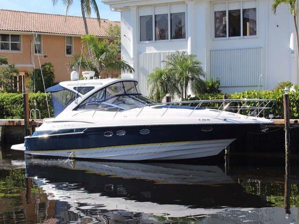 Regal 4460 Commodore At Dock