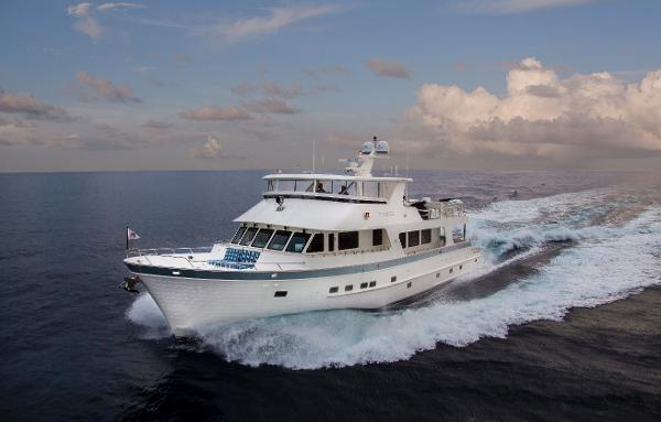 Outer Reef Yachts 860 CPMY Manufacturer Provided Image