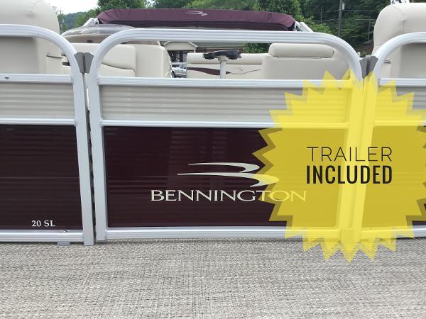 Bennington 20SFV