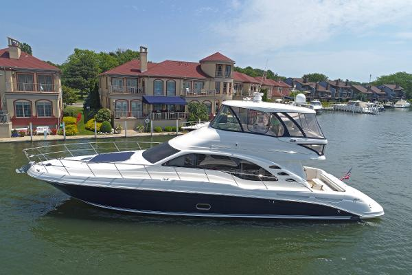 Sea Ray 550 DB