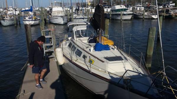 S-2 Sailboat
