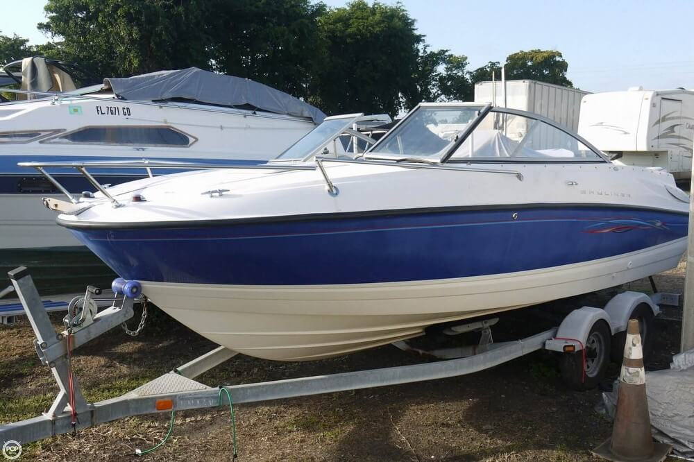 Bayliner 212 Capri Cuddy 2006 Bayliner 212 CU for sale in Miami, FL