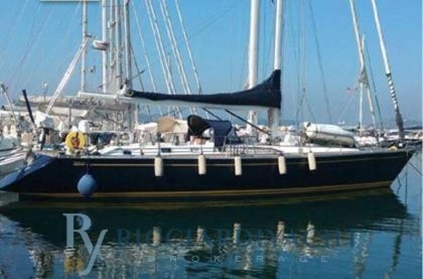 Custom Nauta Yachts Nauta 54 image003