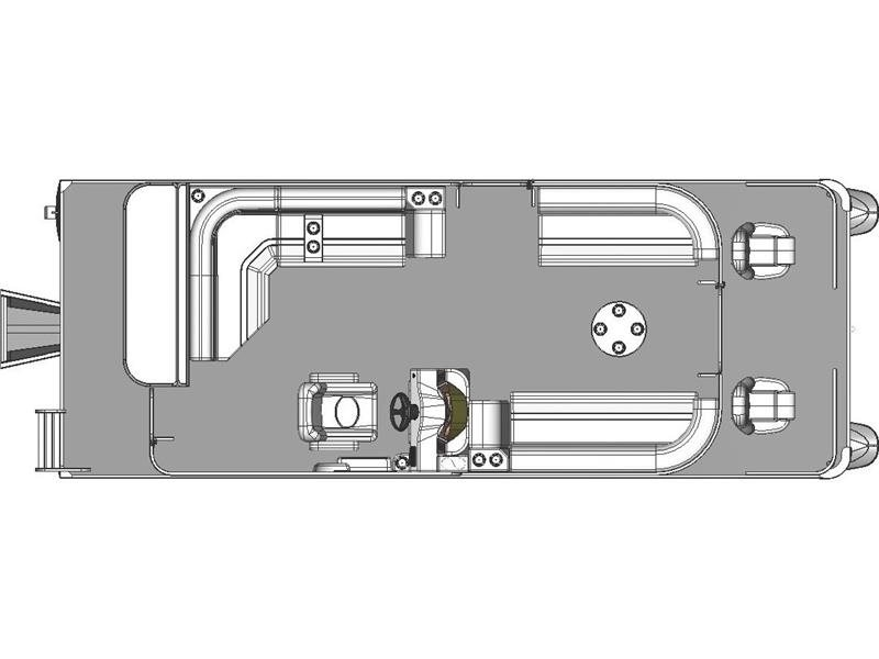 Apex Marine 822 Lanai Sport Cruise
