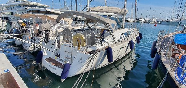 Beneteau Oceanis 46 NEW PICTURE - 18.2.21