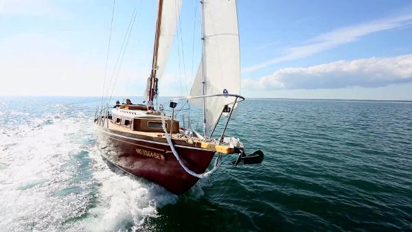 Sparkman And Stephens 35' Sloop