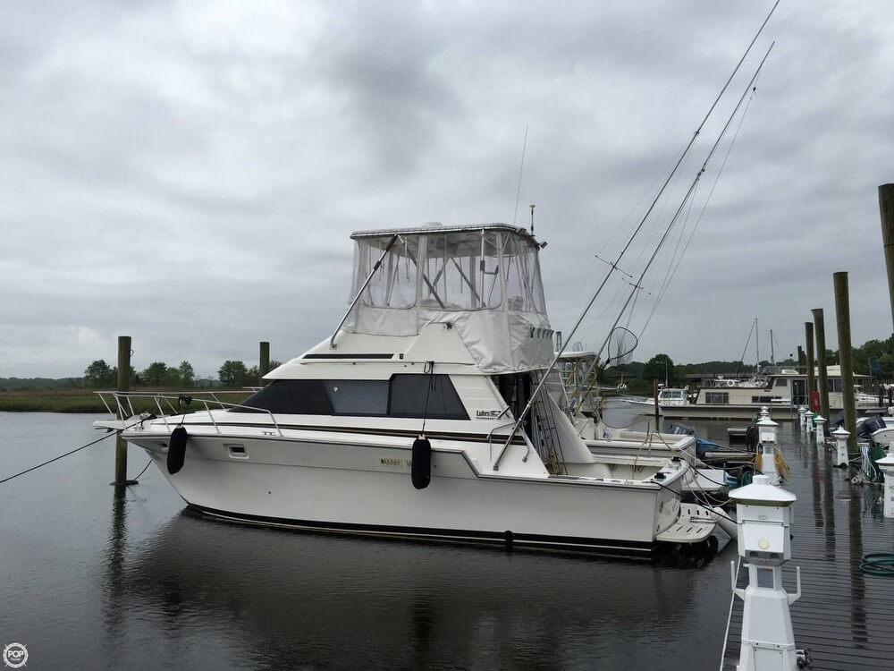 Luhrs Tournament 342 Sport Fish 1989 Luhrs Tournament 342 Sport Fish for sale in Parlin, NJ