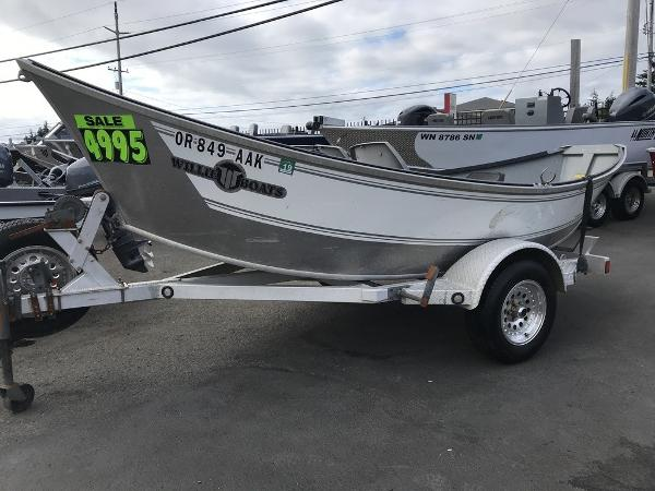 Willie 17X60 Drift Boat