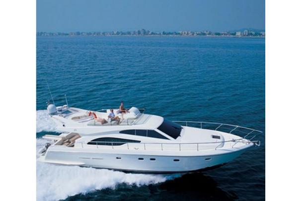 Ferretti Yachts 530 Manufacturer Provided Image: 530