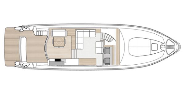 T60 Main Deck Layout Plan