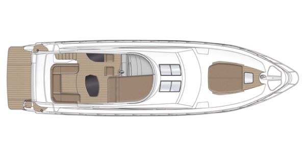 T60 Flybridge Layout Plan