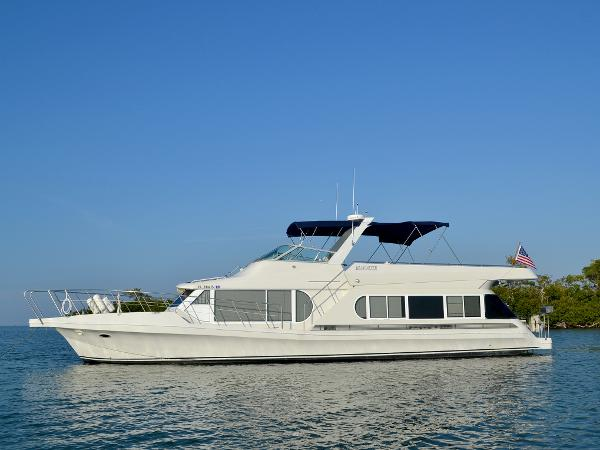 Blue Water Coastal Cruiser