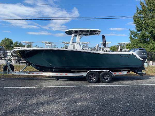 Tidewater 272 CC Adventure Custom